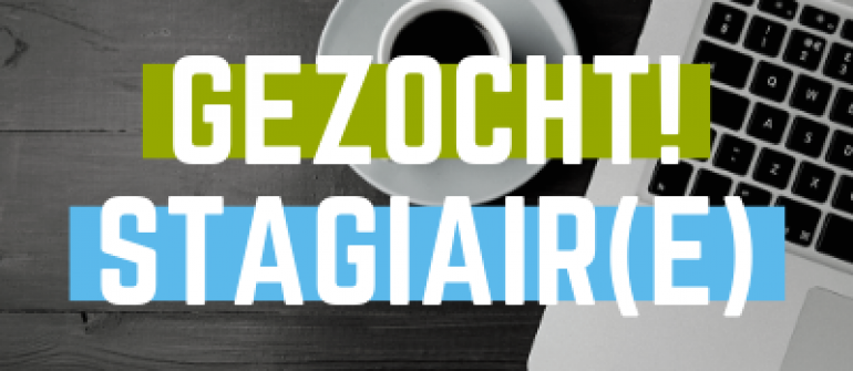 Vacature HBO-stage 2021 / 2022