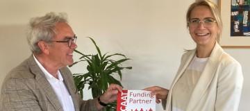 Nieuwe Funding Partner: Dura Vermeer