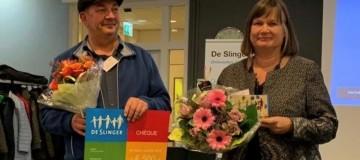 Winnaars Slingerjaarprijs