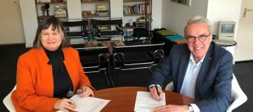 De LIJN Design en Reclamebureau verlengt contract